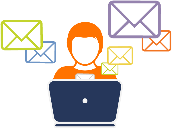 Email support service